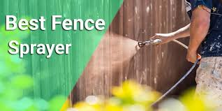 Best Fence Sprayer For Fence Staining Top 10 Review Guide 2020