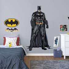 Amazon Com Batman The New 52 Life Size Officially Licensed Dc Removable Wall Decal