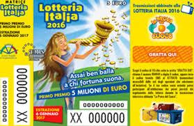 Lotteria Italia 2017: biglietti vincenti, numeri estratti e premi ...