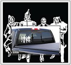 Wizard Of Oz Car Truck Wall Vinyl Decal Sticker Lg Wall Decor Stickers Amazon Com