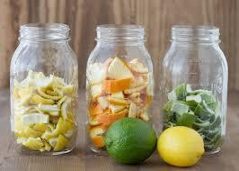 orange vinegar for cleaning