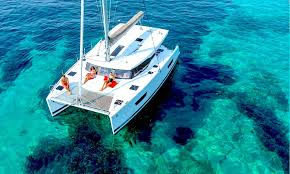 luxury catamaran charters als