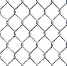 Premium Vector Realistic Chain Link Chain Link Fencing Texture Isolated On Transparency Background Metal Wire Mesh Fence Design Element Vector Illustration