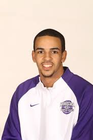 Lawrence Johnson - 2012-13 - Men's Basketball - Niagara University ...