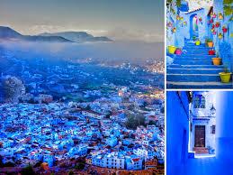 الجوهرة الزرقاء شيفشاون مدينة مغربية ذات طابع خاص صور