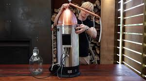 distilling with the grainfather you