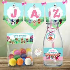 Kit Imprimible Bebes Llorones Decoracion Cumpleanos Candy Bar Nena