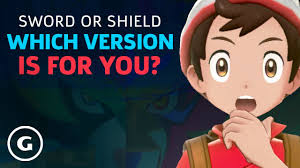 Pokemon Sword And Shield Exclusives And Differences Explained - YouTube