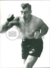 Primo Carnera, boxing Italy SCAN-TT-00889371 - IMS Vintage Photos