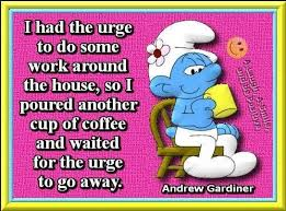 coffee meme photo about smurf meme coffee quote cartoon