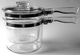 flameware double boiler insert w