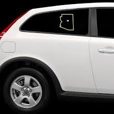 Car Decal Arizona Arizona Decal Cute Car Accessories Cute Car Decal Laptop Decal Wall Decal Home Home Decor Wall Decal Usa Love In 2020 Cute Cars Making Mistakes Car Decals