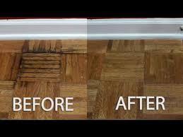 pet urine sns from hardwood floor