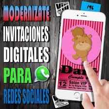 Invitacion Digital 196 Cumpleanos Mama Osa Y Osita 99 99