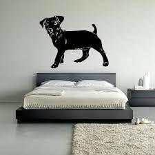 Amazon Com Stickersforlife Dog Silhouette Wall Art Dog Silhouette Wall Decals Dog Silhouette Wall Stickers Dog Wall Decals Dog Wall Stickers Z388 Home Kitchen