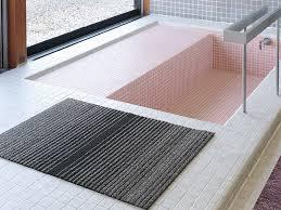 plus indoor outdoor mats in grey
