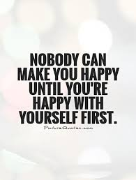 quotes about happy yourself quotes