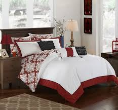 lalita 8 piece reversible comforter bed