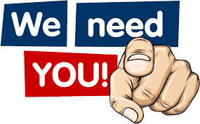 Volunteers Needed Click Here To Learn Out How You Can Clipart ...