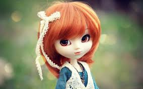 cute barbie doll dp for s