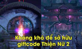 Hướng dẫn cách nhận giftcode Thiện Nữ 2 từ NPH VNG