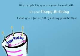 unique image birthday quotes for employee nice wishes
