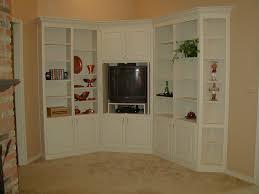 cool corner wall units living room