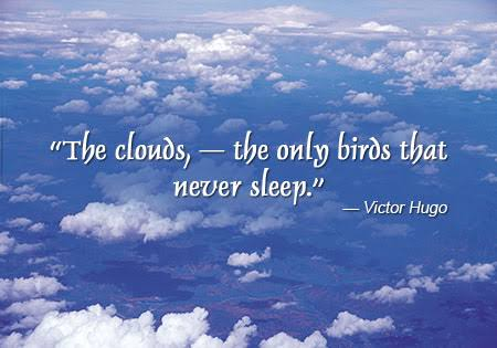 Quotes About the Beauty of Clouds