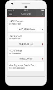 hsbc mobile apps banking and social