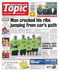 westmeath topic 2 may 2019