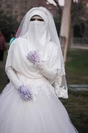 اجمل صور عرايس ياجمال النقاب الابيض ياعروسة الحبيب للحبيب