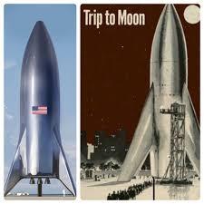 SpaceX Starship: Маск показал, как будет выглядеть космический корабль