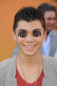 Adam Irigoyen with swirly eyes by swirlyeyedactors on DeviantArt