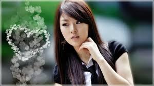 خلفيات بنات كوريات اجمل البنات الكورية دلع ورد