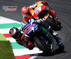 Jorge Lorenzo, Marc Marquez, Valentino Rossi. Bradley Smith ...