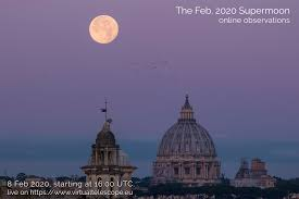 The Feb. 2020 Supermoon: online ...
