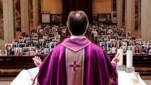 Cầu nguyện online, giải đấu không khán giả khắp thế giới vì dịch ...