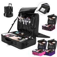 pro carring cosmetic case makeup bag