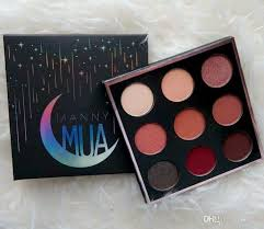 start new palette makeup geek manny mua