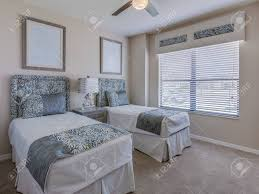 Kids Room Or Guest Room With A Large Window With A View Stock Photo Picture And Royalty Free Image Image 144114693