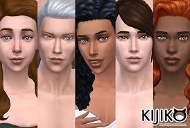 skin tones maxis match edition kijiko