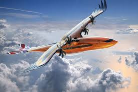 airbus new bird plane hybrid is both