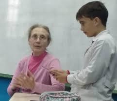 """Vienen a la mejor escuela"""" - La Voz del Pueblo"""