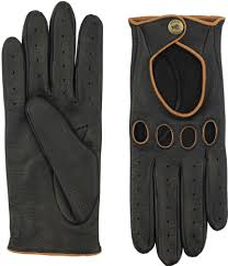 men s leather driving gloves chester