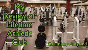 review of lifetime fitness lifetime