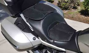 motorcycle seat pads and cushions