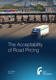 the acceptability of road pricing