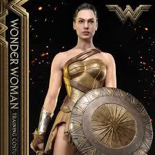 DC Comics: Wonder Woman Training Costume Statue by Prime 1 Studio