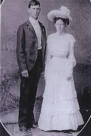 Albert Sidney Jeffreys and Clara Russell wedding picture April 1905 |  Wedding pictures, Bride pictures, Pictures
