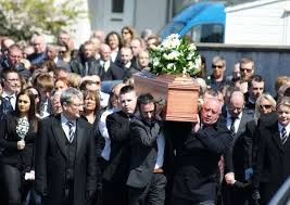 Aaron Henderson funeral: Life will never be same again | Belfast News Letter